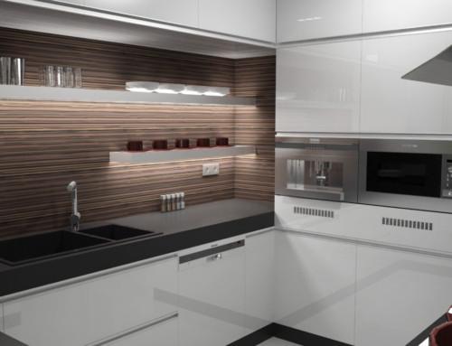 Kuchynská zostáva – rodinný dom, Poprad, SVK